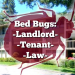 Is There a Bed Bug Law in Your State?